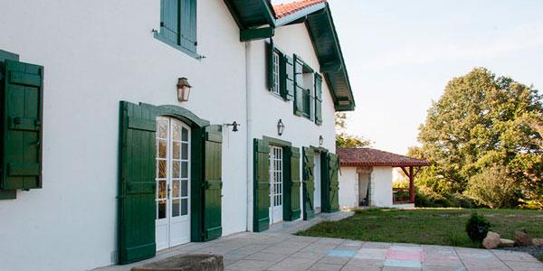 Casa barcarola casa rural con encanto en el pa s vasco franc s - Casas rurales con encanto pais vasco ...